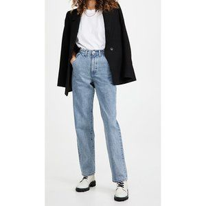 NWT WeWoreWhat High Rise Mom Jeans - Size 32